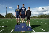 Gallery: Boys Track NWC Track Meet